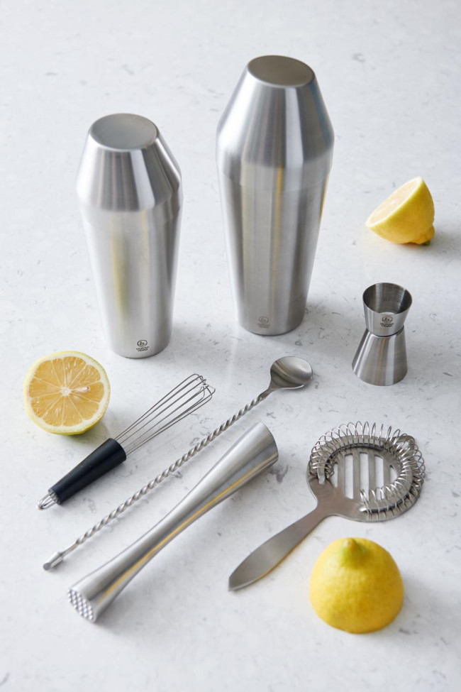 Cocktail spoon twisted