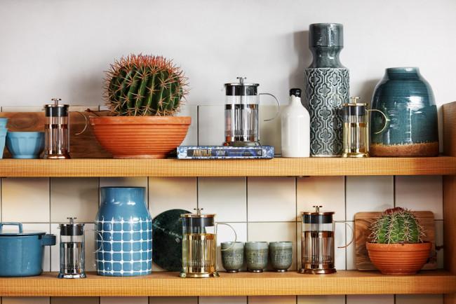 Coffee & tea maker Copper 800ml