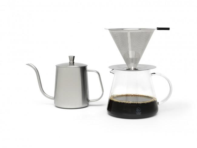 Gift set slow coffee