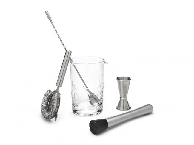 Cocktail mixing set 5 pieces