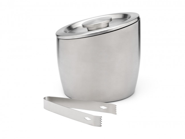 Double-walled ice bucket 2.5L s/s