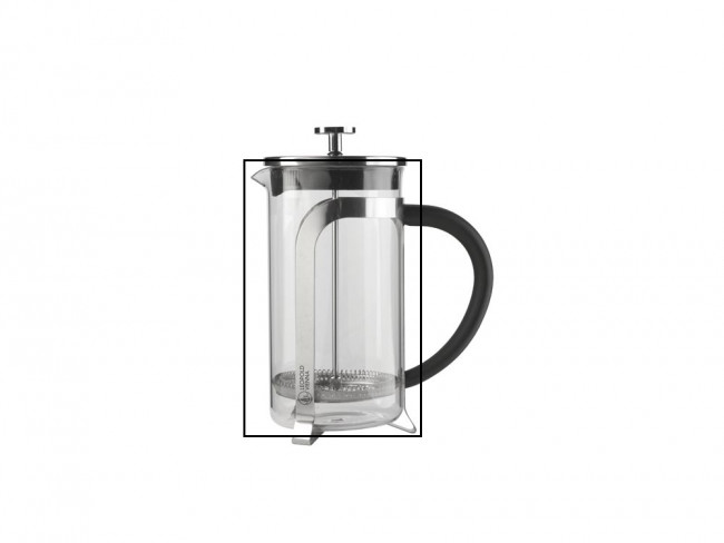 Glass for Coffee maker LV01533/LV117007