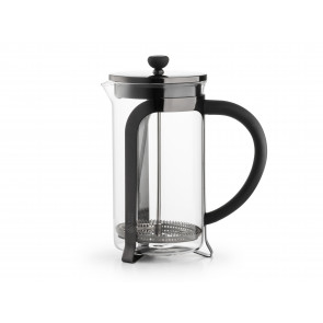 Coffee Maker Shiny Black 1.0L