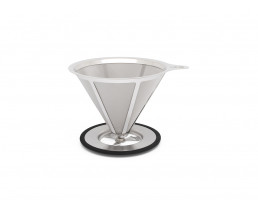 Coffee filter for 3-4 cups s/s