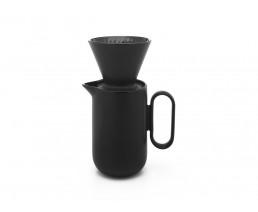 Coffee set Palermo 900ml black